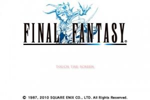 Final Fantasy (iOS)